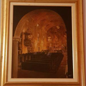 Mladen Legin – Kircheninneres