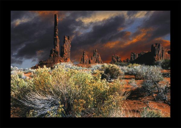 Christine Halbauer – Monument Valley