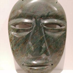 Luis Viracocha – Maske