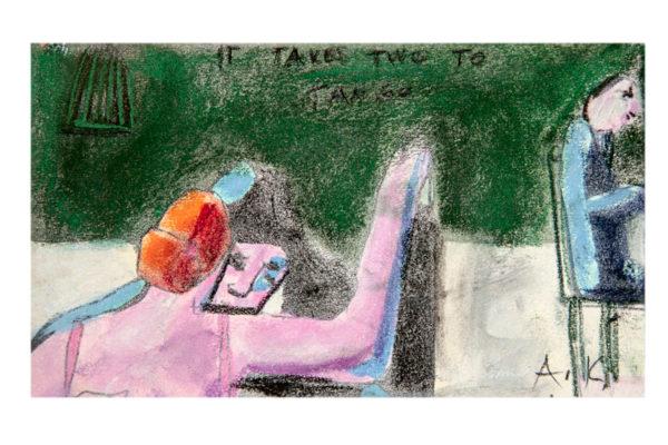 Ana Kolega – It Takes Two to Tango, II