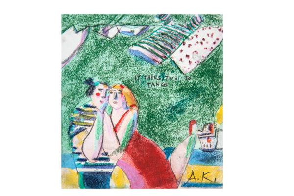 Ana Kolega – It Takes Two to Tango, I